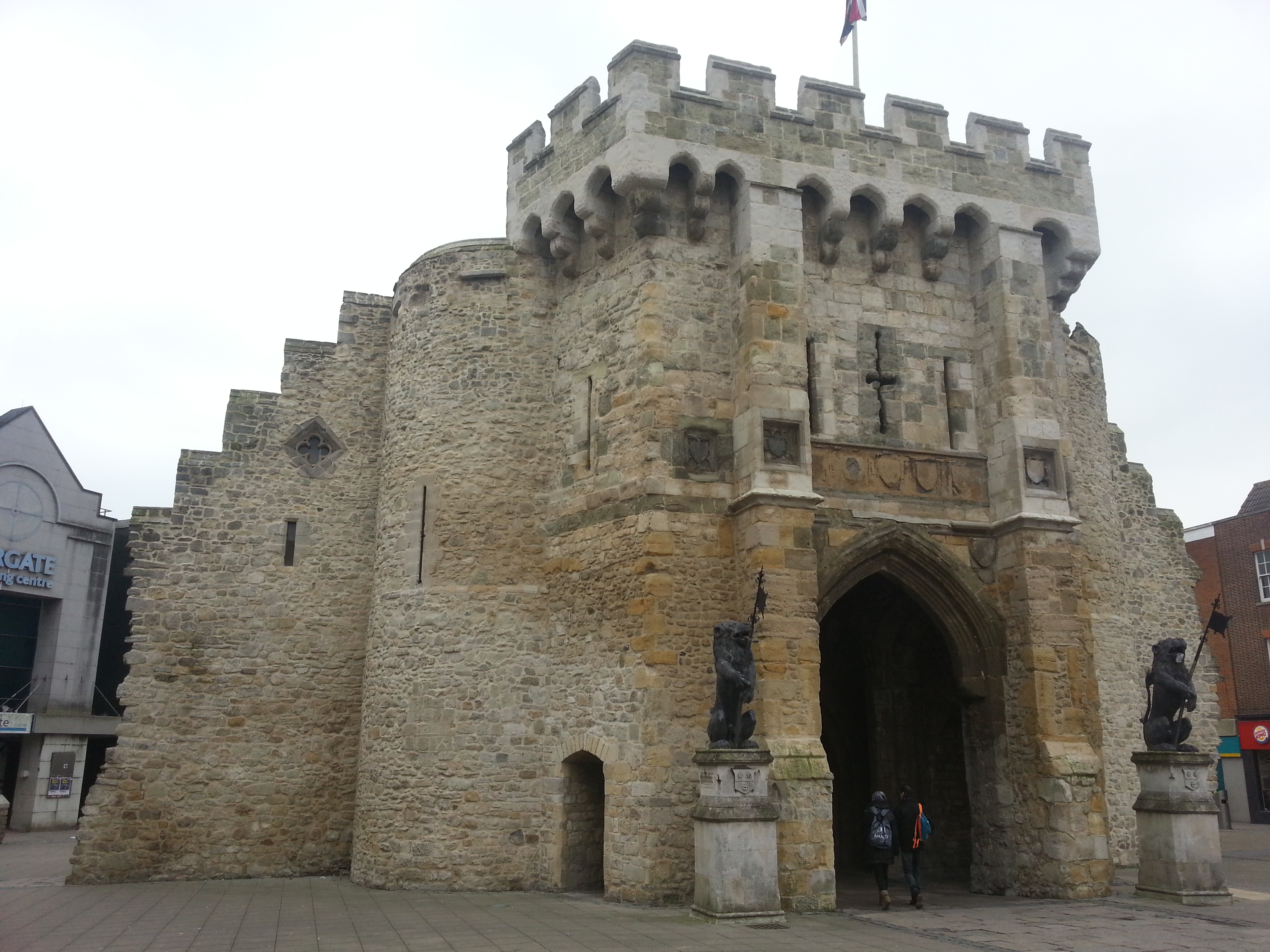 The Bargate - CPGH