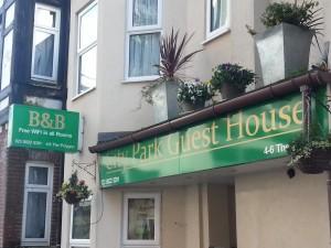 City Park Guest House -1