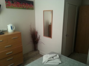 City Park Double Room with En-suite -4