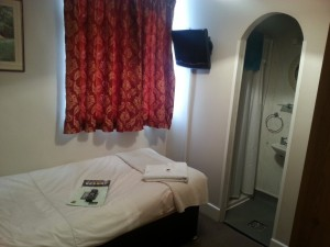 City Park Single Room En-suite -1