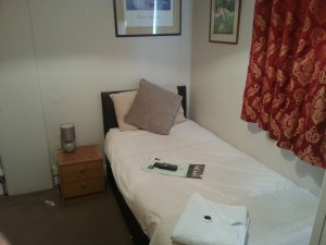 City Park Single Room En-suite -3