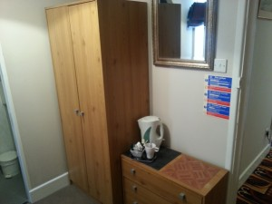 City Park Single Room En-suite -2