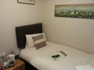 City Park Single Room Standard -3
