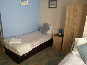 City Park Twin Room with En-suite -2