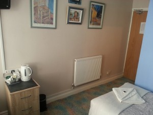 City Park Twin Room with En-suite -4